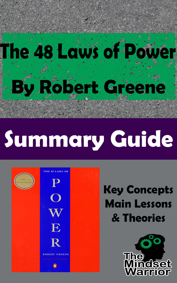48 laws of power summary pdf
